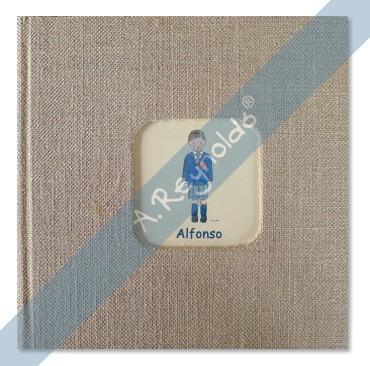 Álbum Fotos XL Arpillera (30x30)
