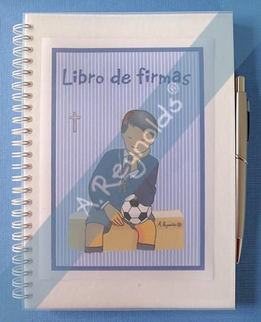 Libro Firmas (15x21)